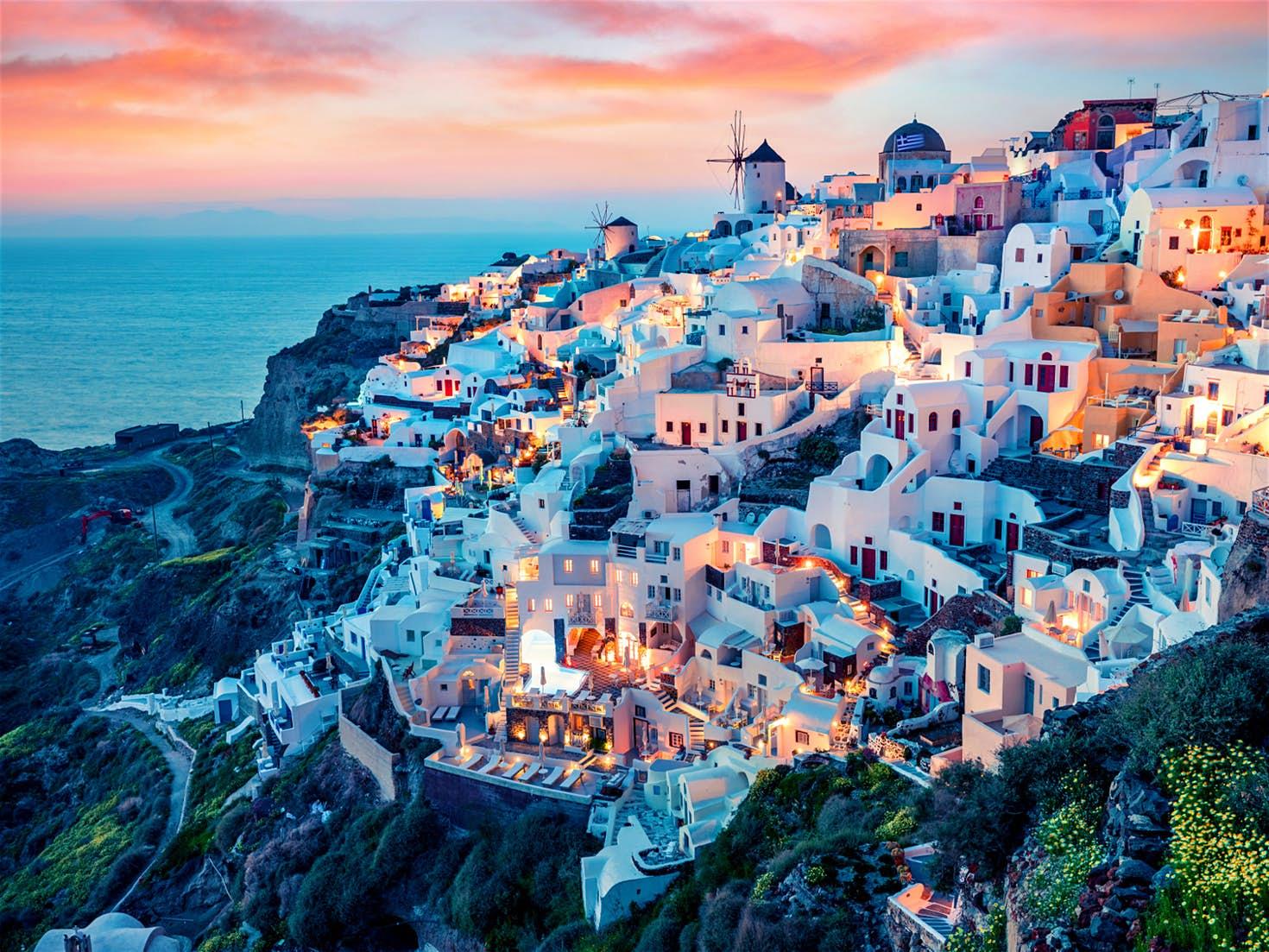 GRECIA (Santorini): mare estate 2019 - B&G Agenzia di Viaggi ...